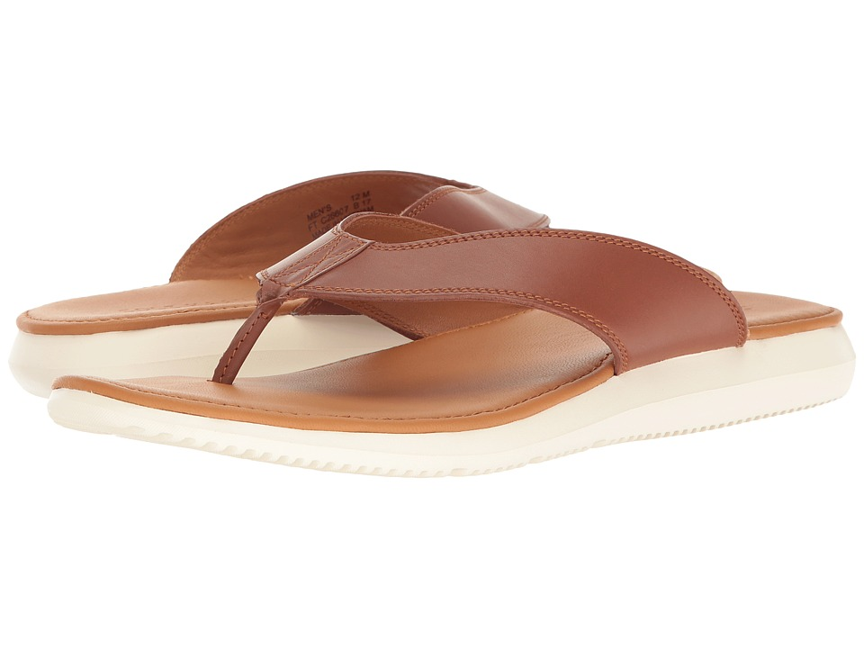 Cole Haan - Bristol Leather Sandal (British Tan) Men's Sandals