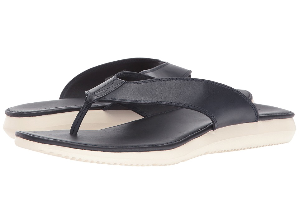 Cole Haan Bristol Leather Sandal (Navy Leather) Men