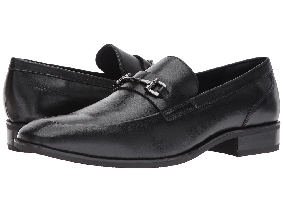 Cole Haan - Martino Bit II (Black) Men's Shoes