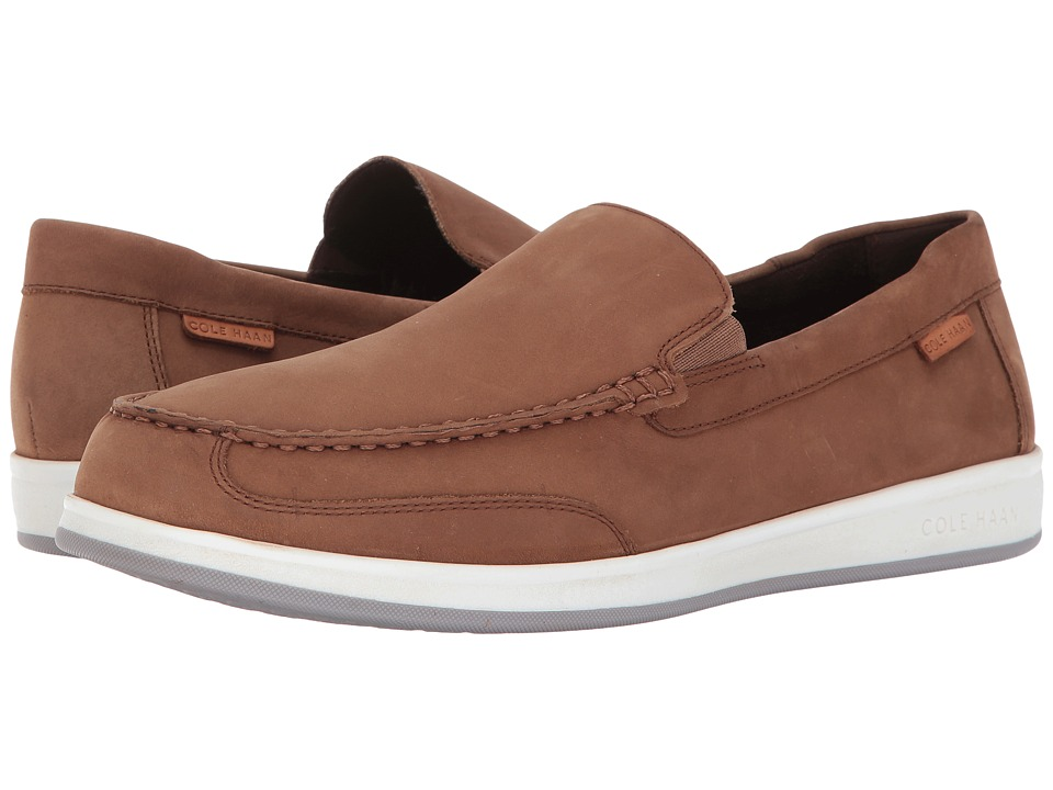 Cole Haan - Ellsworth 2 Gore II (Bourbon Nubuck) Men's Shoes