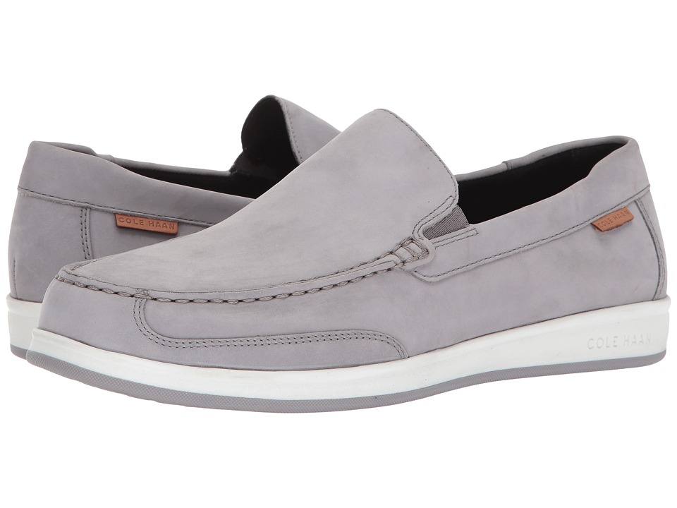 Cole Haan - Ellsworth 2 Gore II (Grey Nubuck) Men's Shoes