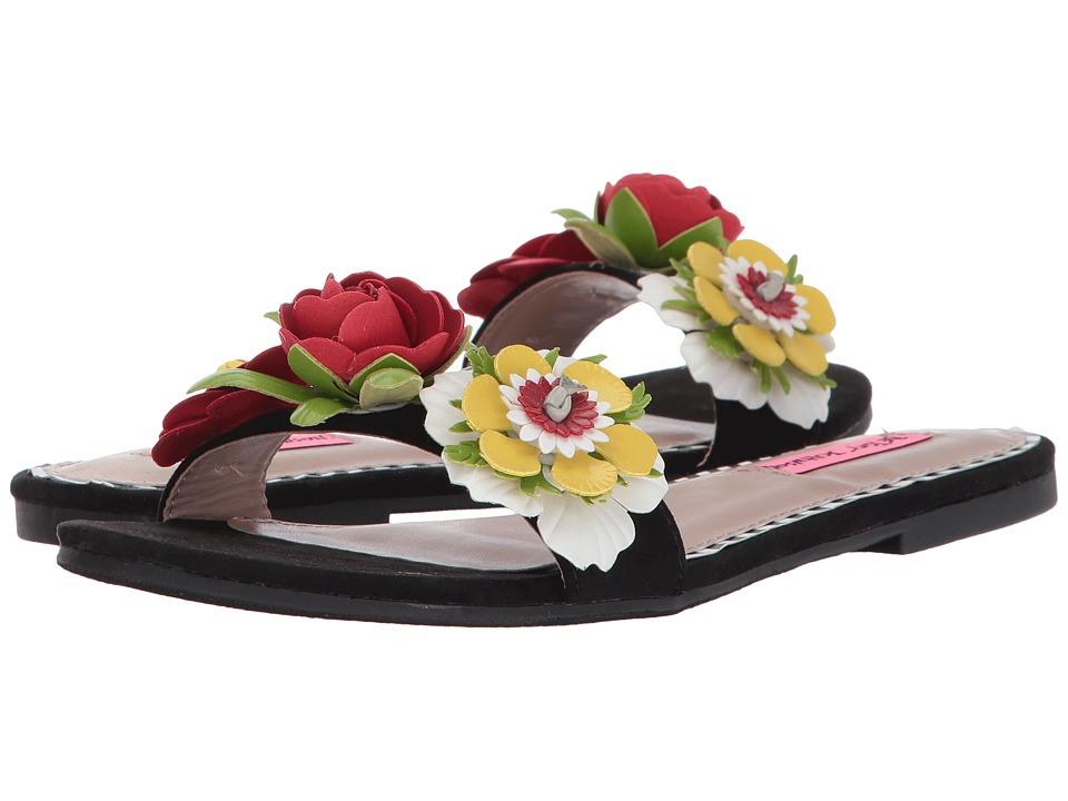 Betsey Johnson - Adilyn (Black) Women's Sandals