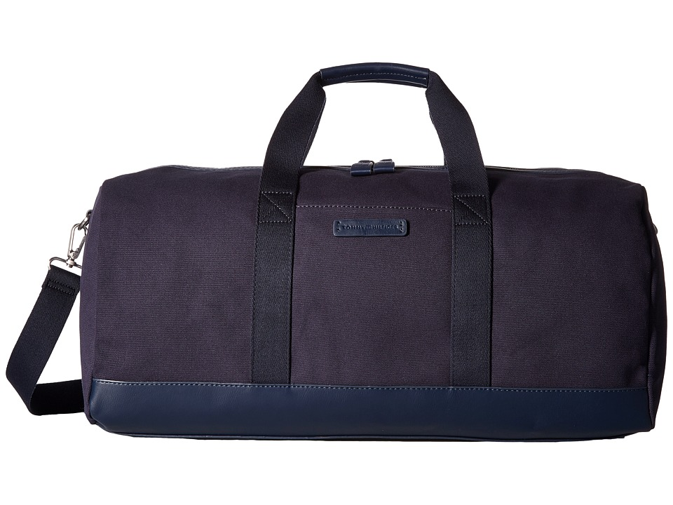 Tommy Hilfiger - Charles Weekender Canvas (Tommy Navy) Bags
