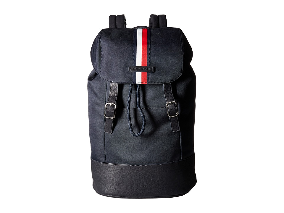 Tommy Hilfiger - Hudson Backpack Nylon (Tommy Navy) Backpack Bags