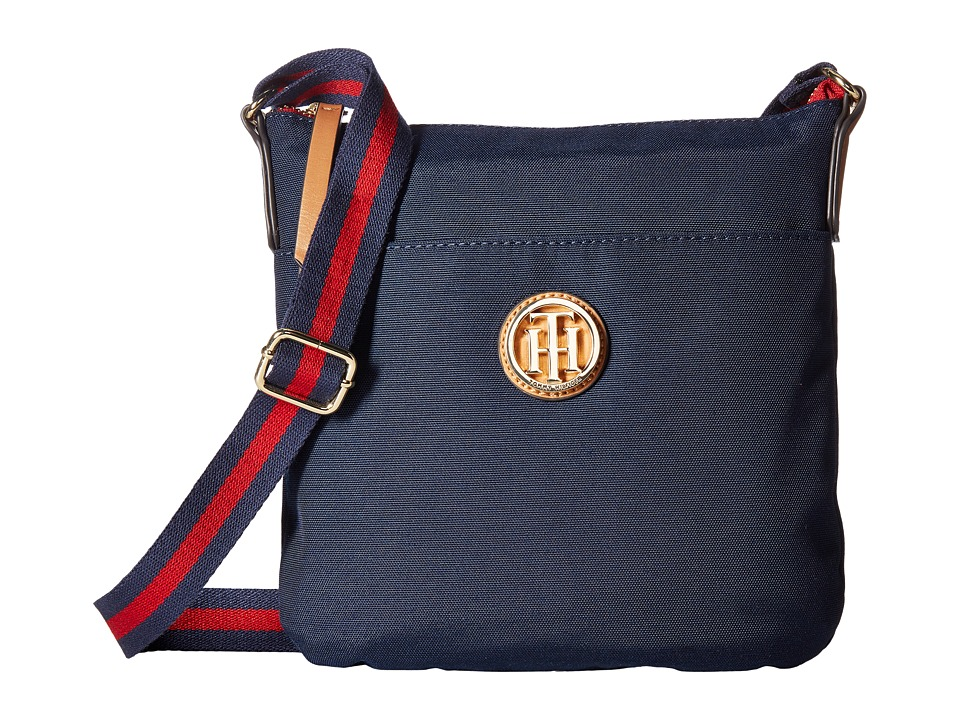 Tommy Hilfiger - Ivy North/South Crossbody (Tommy Navy) Cross Body Handbags