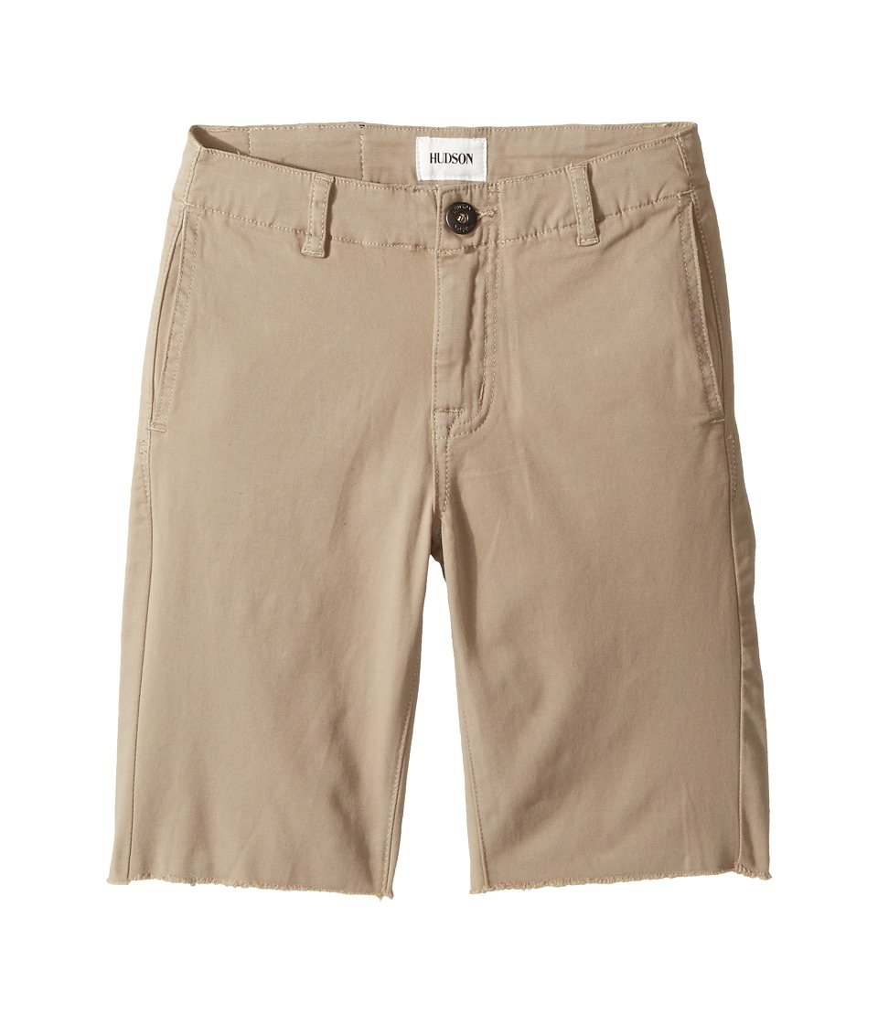 Hudson Kids - Beach Daze Shorts in Victorious Khaki (Big Kids) (Victorious Khaki) Boy's Shorts
