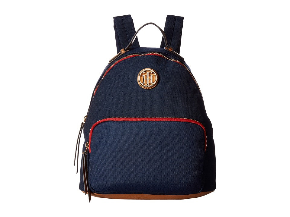 Tommy Hilfiger - Ivy Dome Backpack (Tommy Navy) Backpack Bags