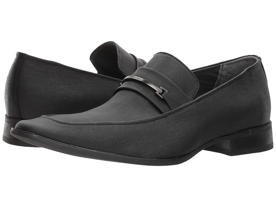 Calvin Klein - Bowery (Black) Men's Shoes
