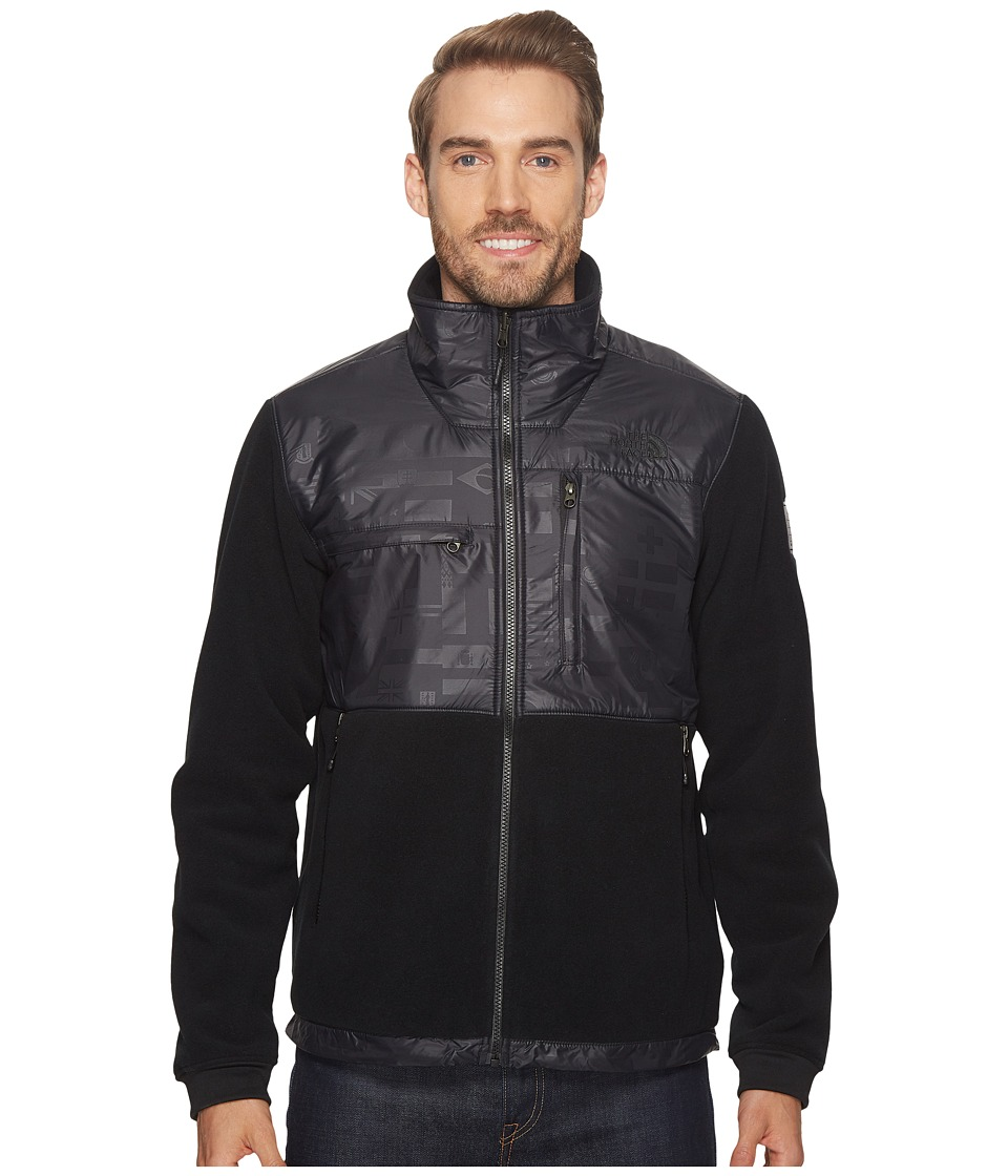 The North Face International Collection Denali 2 Jacket (TNF Black) Men