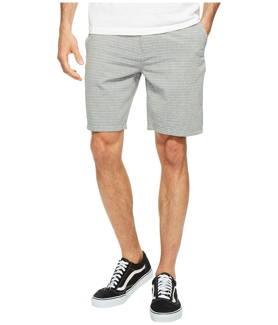 Roark - Porter Chambray Shorts (Indigo) Men's Shorts