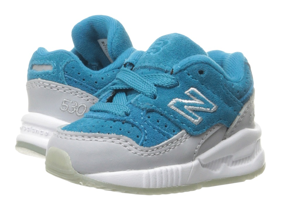 New Balance Kids - KL530 (Infant/Toddler) (Teal) Boys Shoes