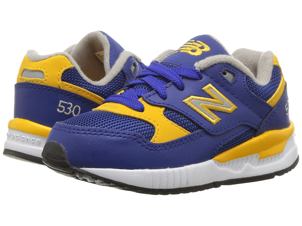 New Balance Kids - KL530 (Infant/Toddler) (Blue) Boys Shoes