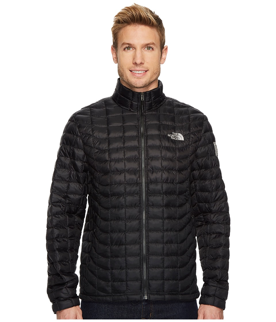 The North Face International Collection ThermoBall Full Zip (TNF Black) Men