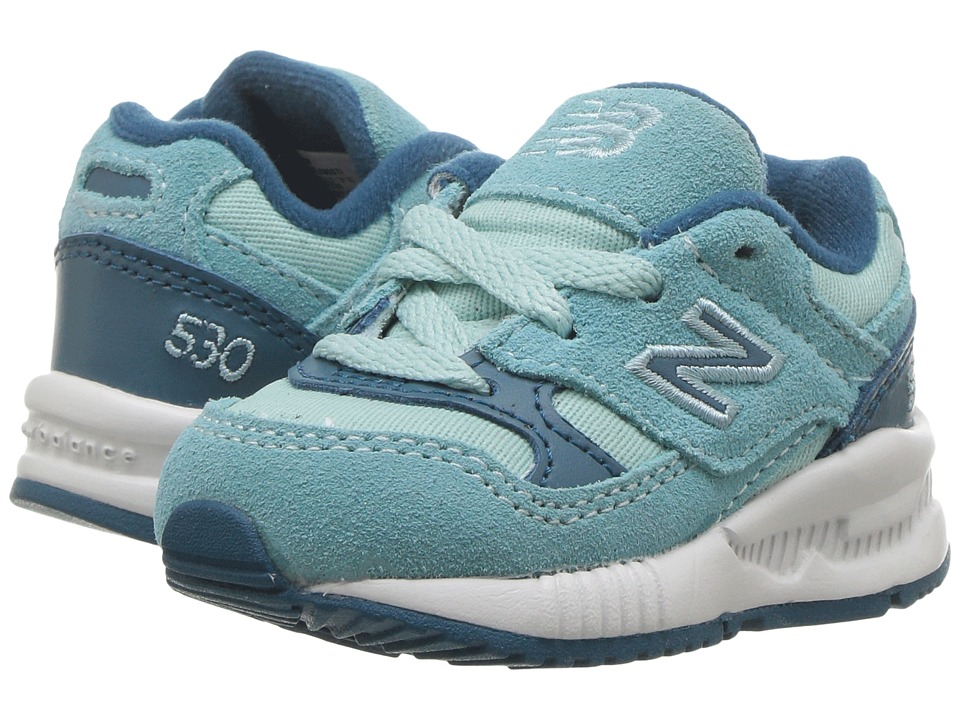 New Balance Kids KL530 (Infant/Toddler) (Mint) Girls Shoes