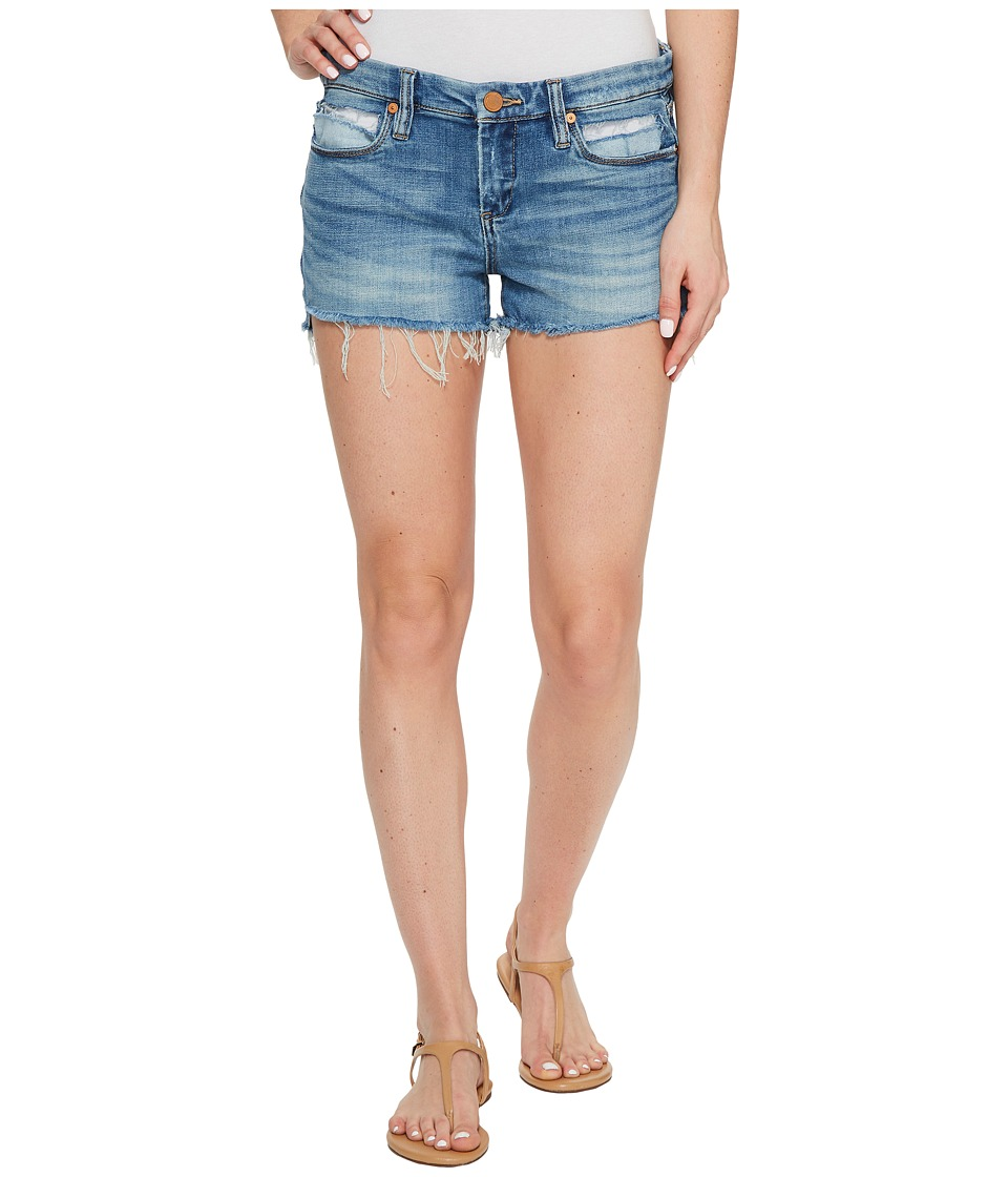 Blank NYC - Denim Cut Off Shorts in Inside Joker (Inside Joker) Women's Shorts