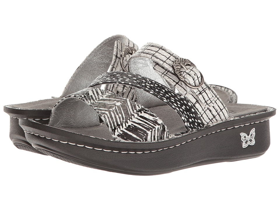 Alegria - Colette (Unity Black/White) Women's Sandals