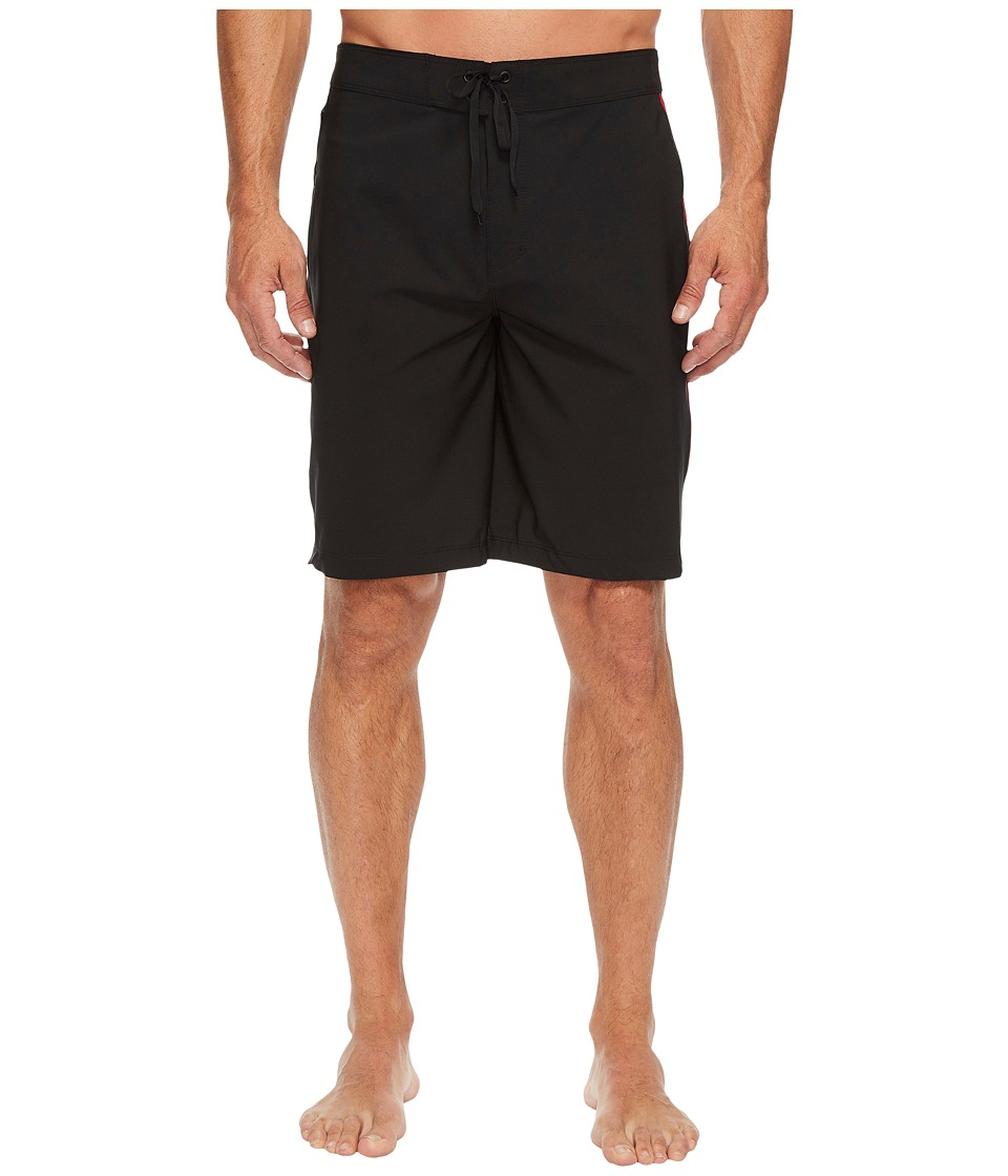 Hurley Phantom JJF 4 20 Boardshorts (Black) Men