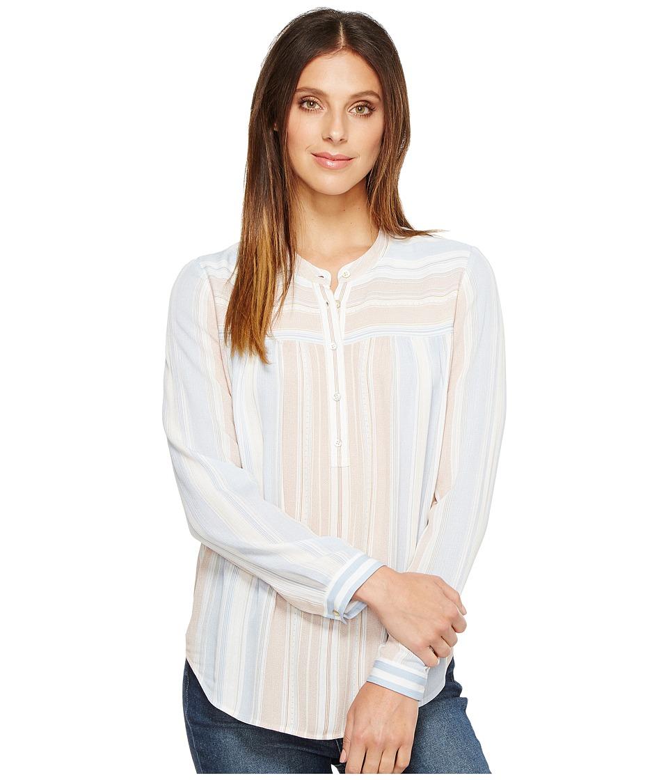 AG Adriano Goldschmied - Jess Shirt (Pale Terracotta Multi) Women's Clothing