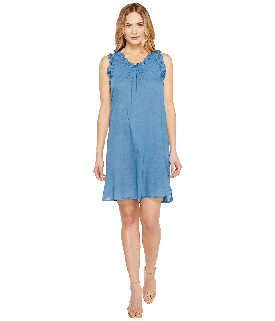 AG Adriano Goldschmied - Dixie Dress (New Blue) Women's Dress
