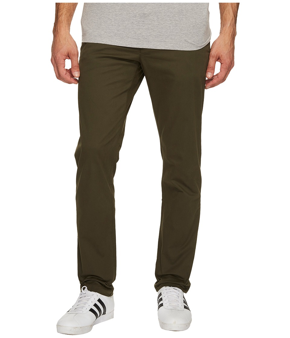 Original Penguin - P55 Perfect Chino (Forest Night) Men's Casual Pants