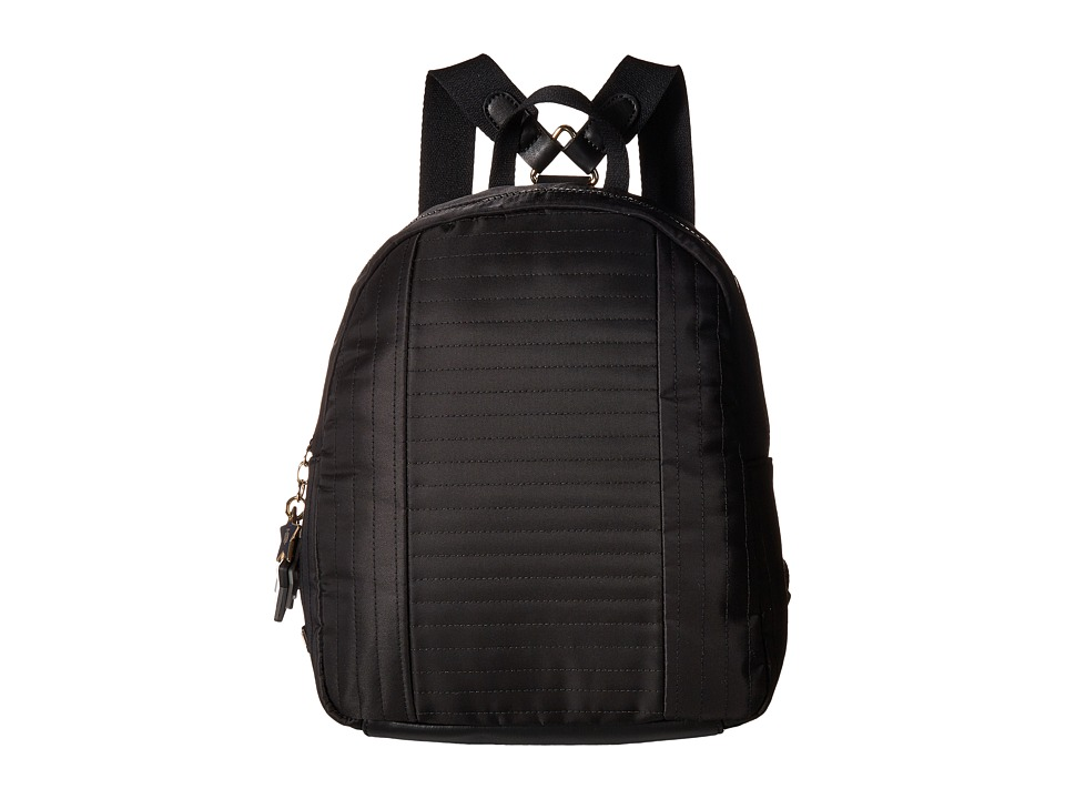 Tommy Hilfiger - Calandra Dome Backpack (Black) Backpack Bags