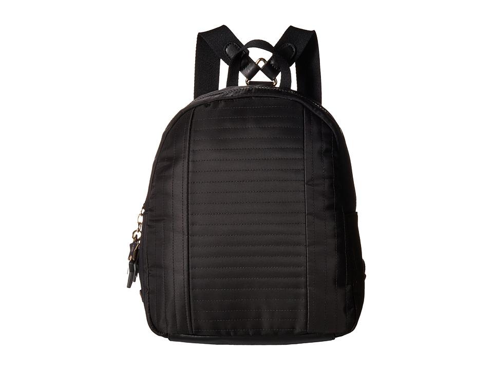 Tommy Hilfiger - Calandra Dome Backpack (Black) Backpack Bags