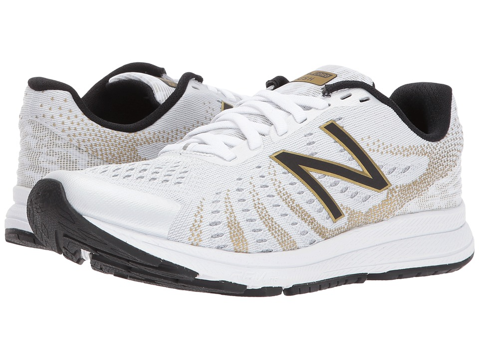 New Balance Rush V3 (White/Gold) Women