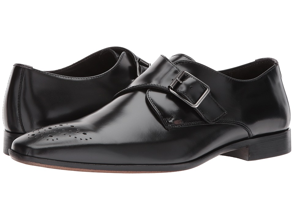 Bruno Magli - Coleman (Black) Men's Shoes