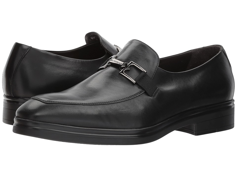 Bruno Magli - Elia (Black) Men's Shoes