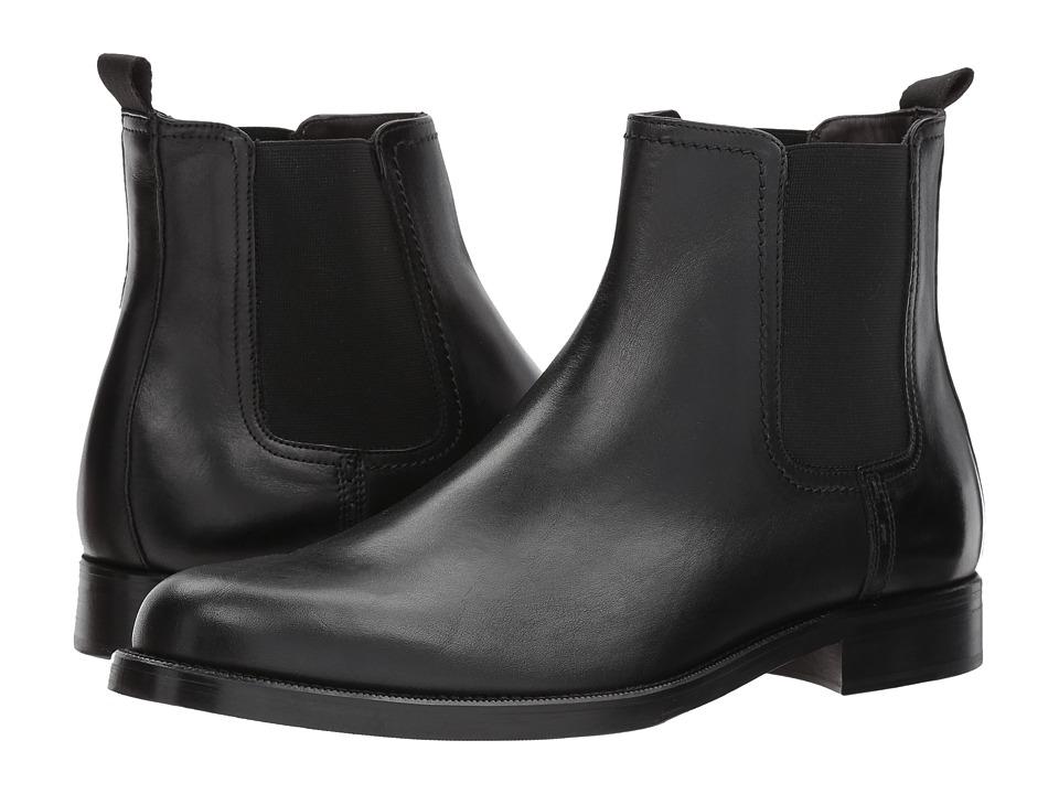 Bruno Magli - Fonzie (Black) Men's Shoes