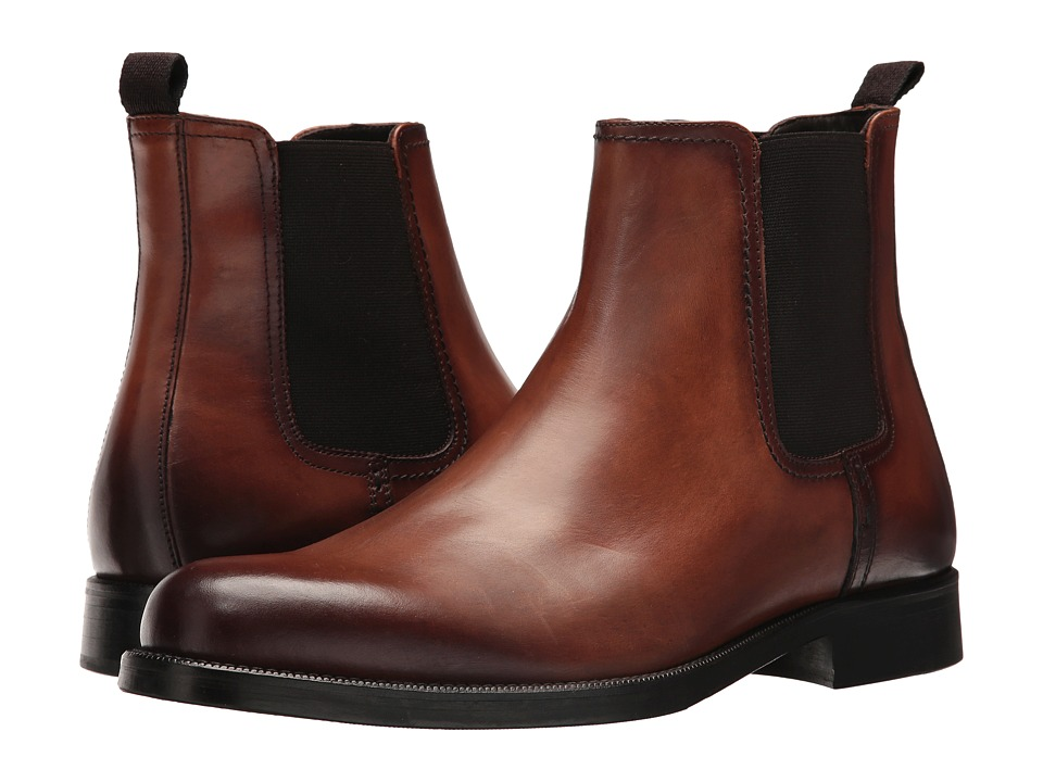 Bruno Magli - Fonzie (Cognac) Men's Shoes