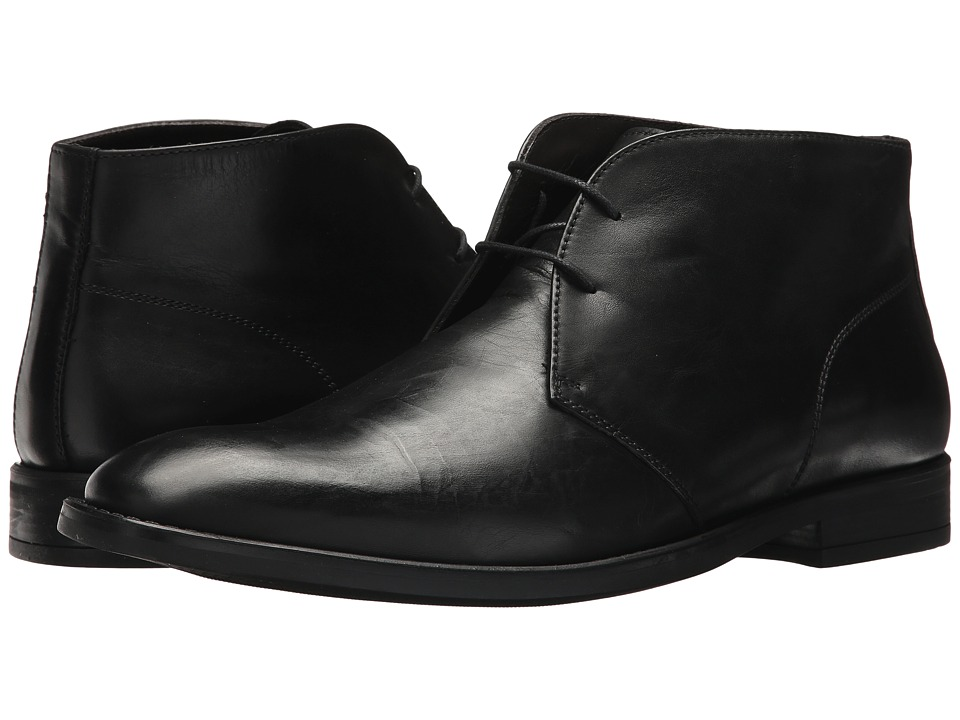 Bruno Magli - Lincoln (Black) Men's Shoes