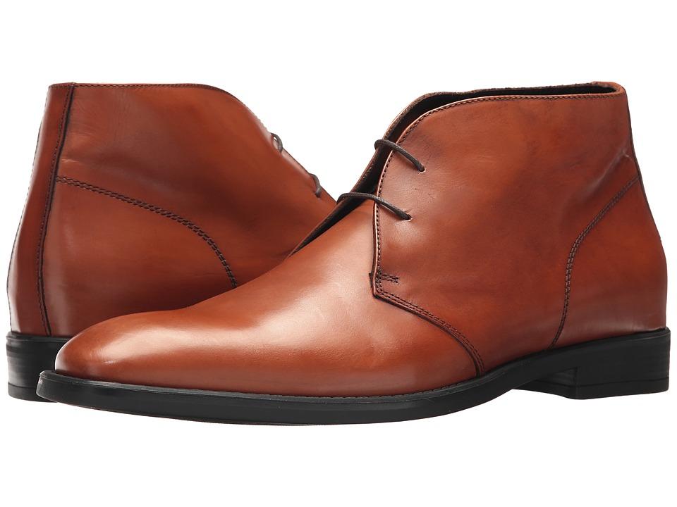 Bruno Magli - Lincoln (Cognac) Men's Shoes