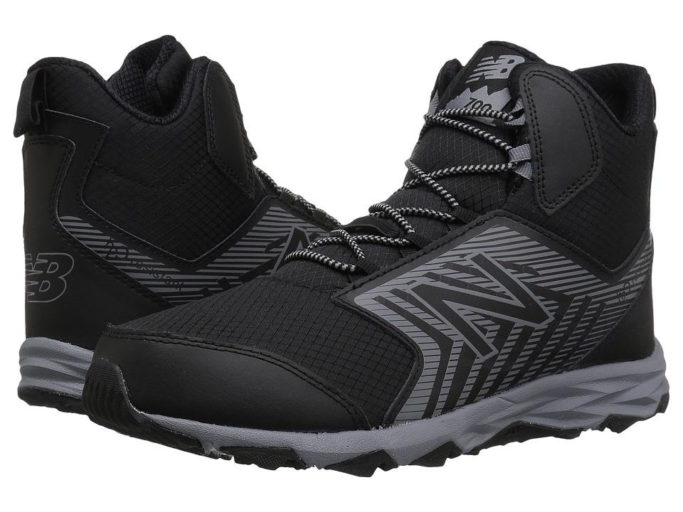 New Balance Kids KH700v1Y (Little Kid/Big Kid) (Black/Grey) Boys Shoes