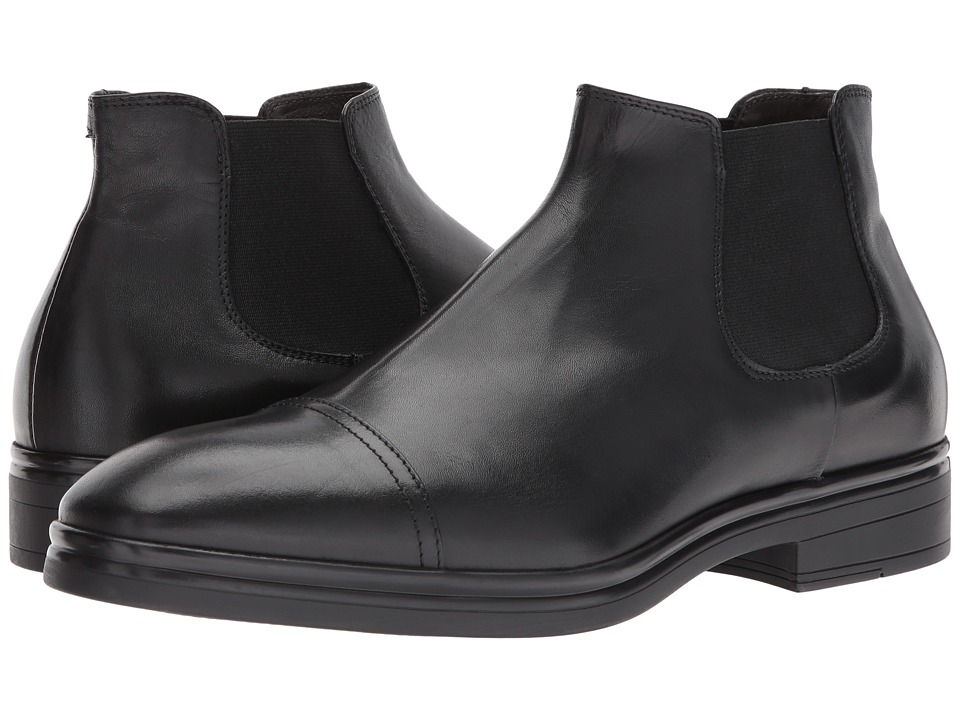 Bruno Magli - Ennio (Black) Men's Shoes