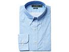 Indigo Dress LAUREN Lauren Cotton Shirt Classic Ralph Fit RqwAwOTI