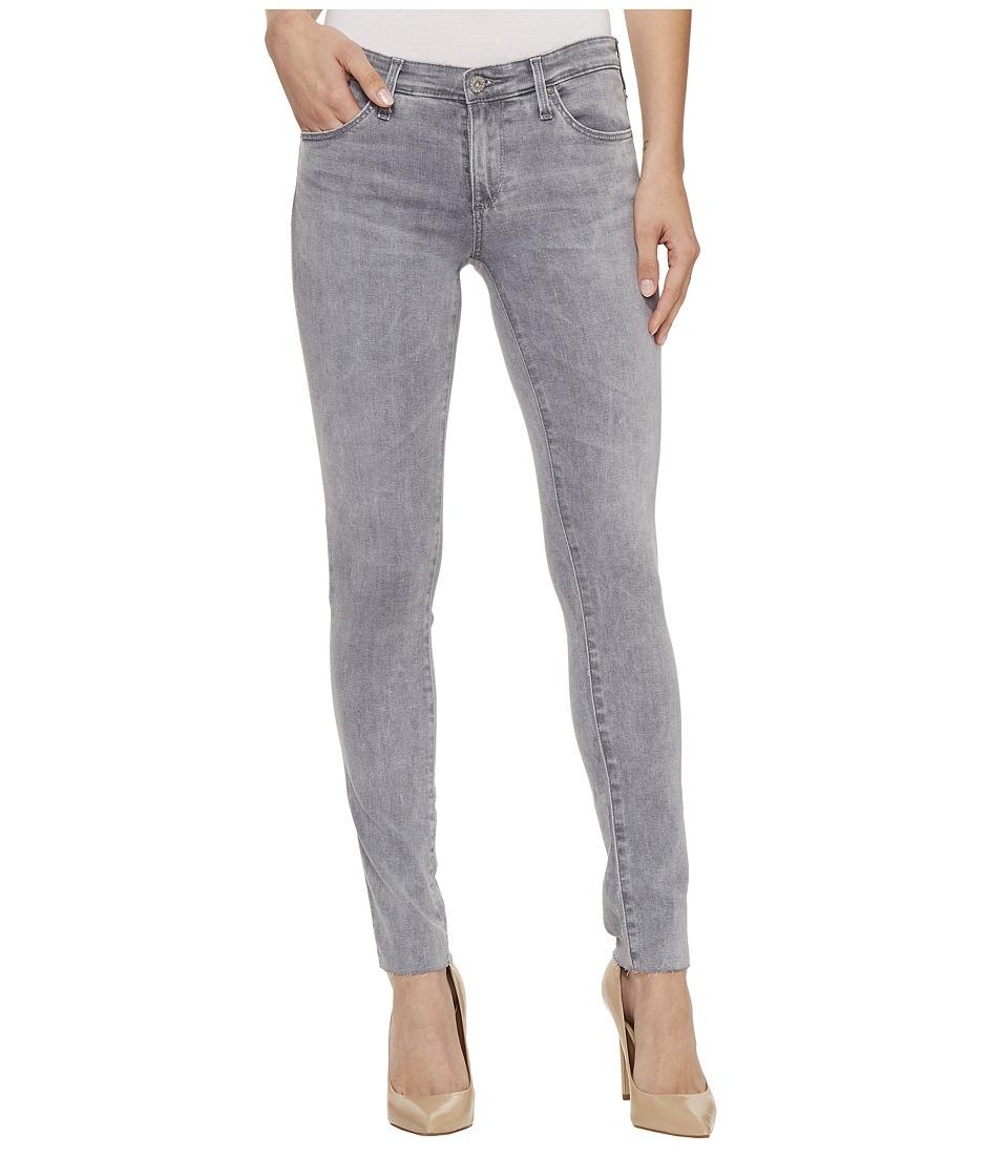 AG Adriano Goldschmied - Leggings Ankle in Mystic Grey (Mystic Grey) Women's Jeans