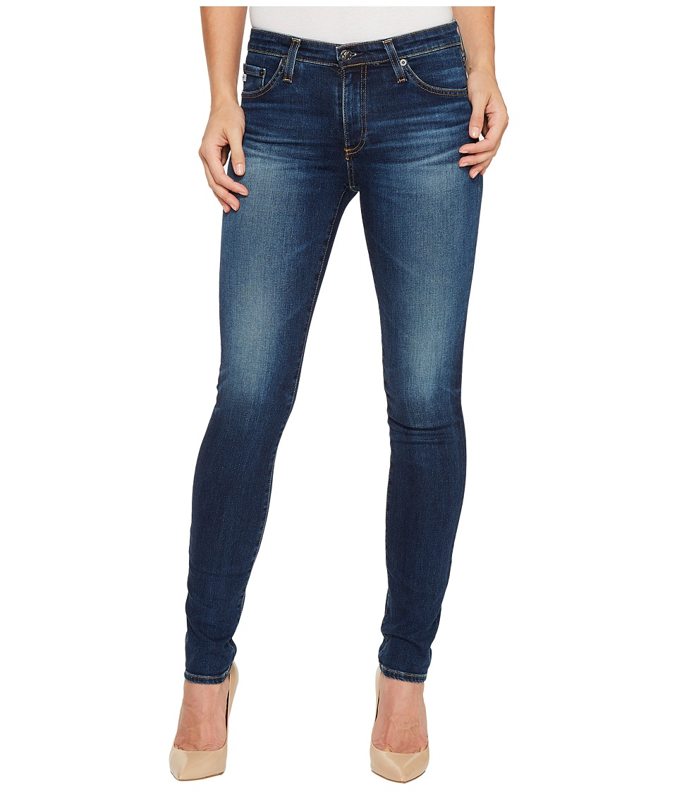 AG Adriano Goldschmied - Prima in 4 Years Rapids (4 Years Rapids) Women's Jeans