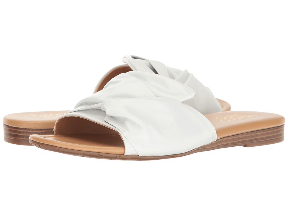 Franco Sarto - Gracelynn (White Leather) Women's Shoes
