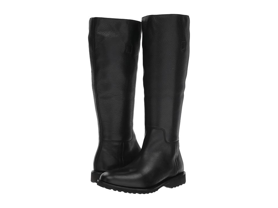 Johnston & Murphy Iliana (Black Waterproof Leather) Women