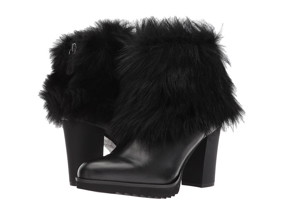 Johnston & Murphy Roslyn (Black Glove Leather) Women