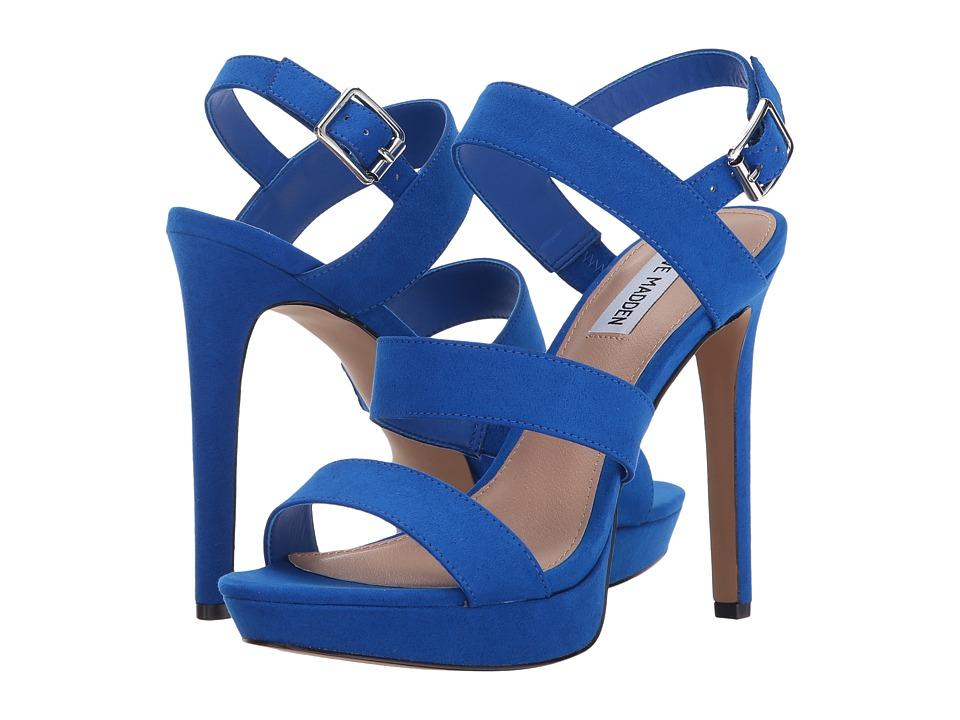 Steve Madden - Crush (Blue) High Heels