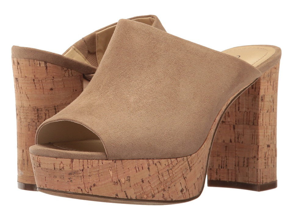 Charles by Charles David Miley (Taupe Microsuede) Women