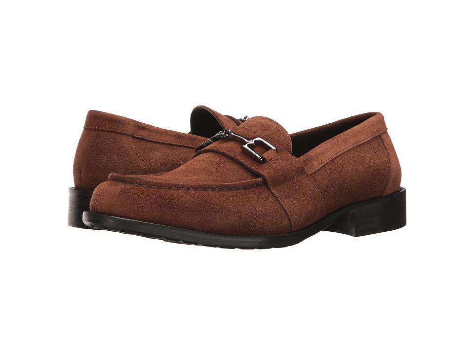 Bruno Magli - Colin (Cognac Suede) Men's Shoes