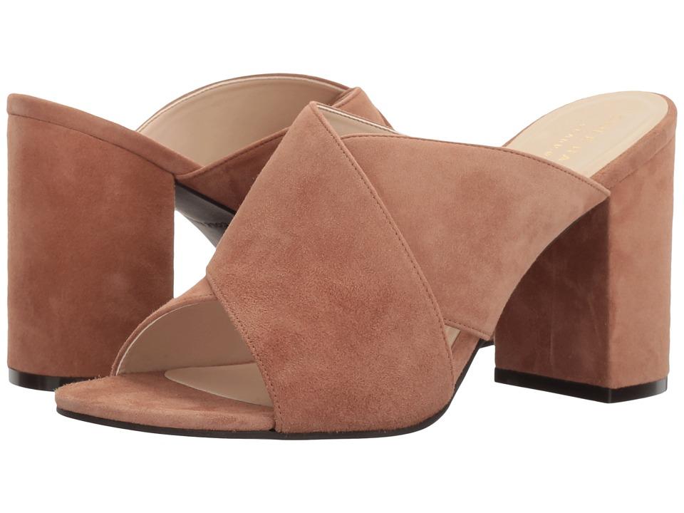 Cole Haan - Gabby Sandal (Mocha Mousse Suede) Women's Sandals