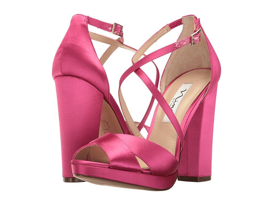 Nina - Marylyn (Pink Rose) High Heels