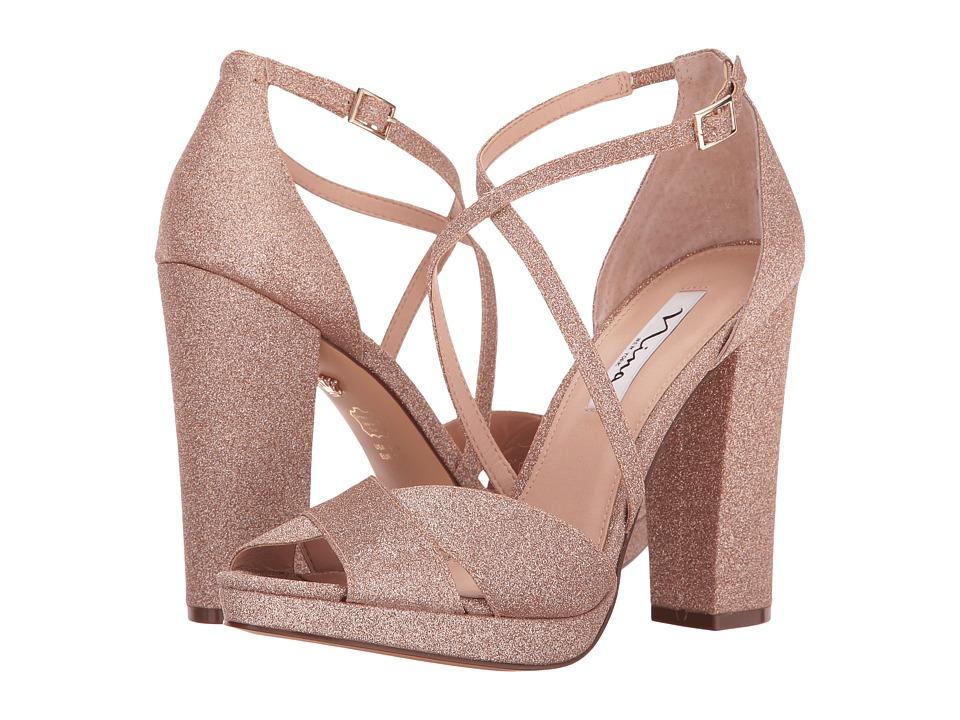 Nina - Marylyn (Platino) High Heels