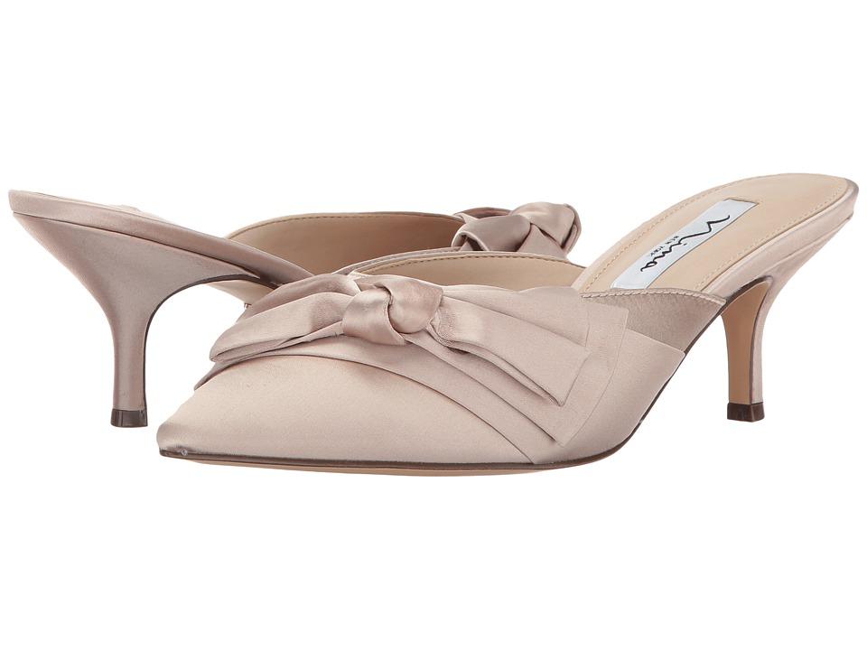 Nina - Timara (Champagne) High Heels