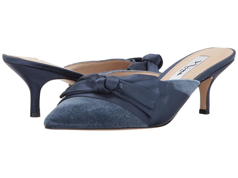 Nina - Timara (Marine) High Heels