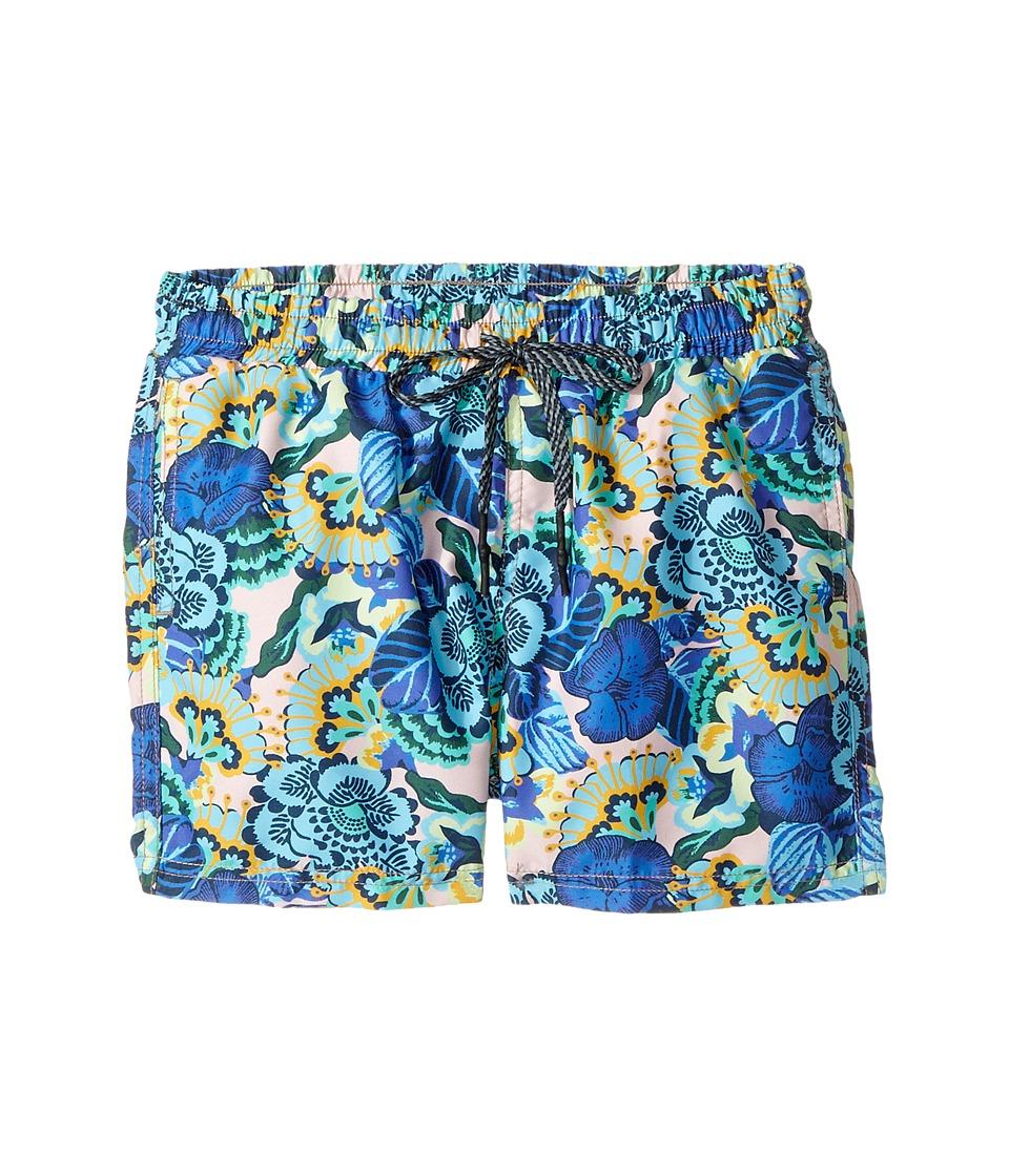 Maaji Kids Sunset Peak Swim Shorts (Multicolor) Girl